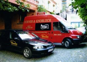 Teppichreinigung Börner & Knobloch , Transporter, Wiesbaden